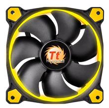 Thermaltake Riing 12 LED Yellow 120mm Case Fan
